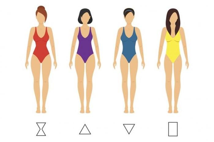 20 типов женской фигуры с фотографиями