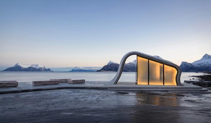 Самые необычные туалеты в мире: фотографии