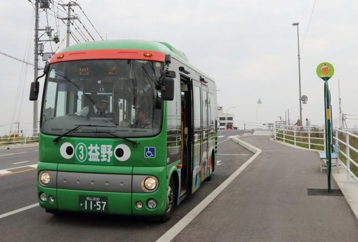 Оригинальная забастовка: японские водители не берут деньги за проезд