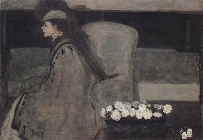 Художница, которая рисовала картины в защиту своих любовниц