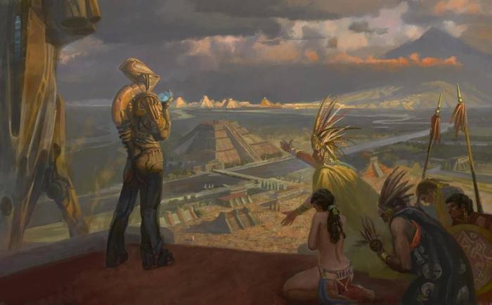 Откуда появились люди на Земле. Основные версии происхождения человека
