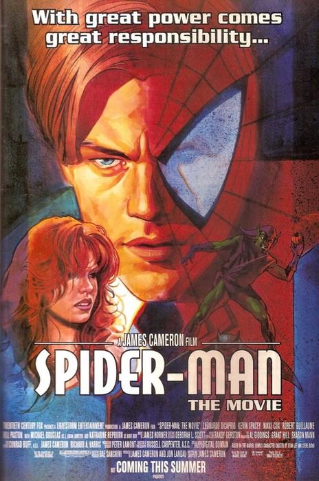 Самые необычные претенденты на роль Человека паука