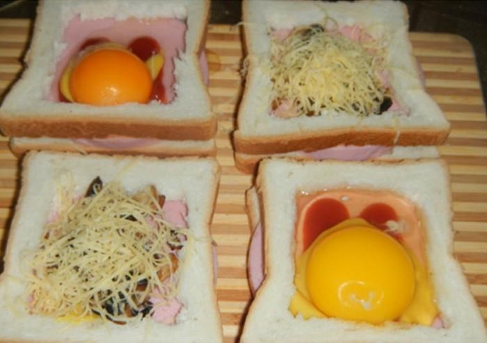 Рецепты оригинальных вкусных бутербродов на каждый день