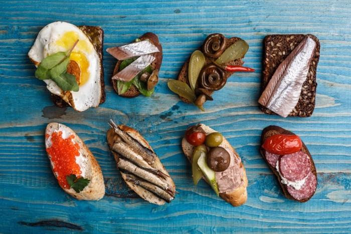 Что такое сморреброды и как их готовить