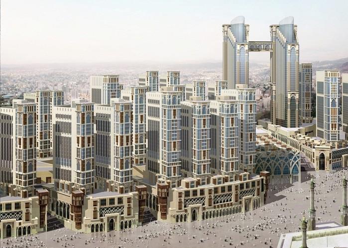В Мекке рушат святыни, чтобы построить отели монстры: гигантомания по саудитски