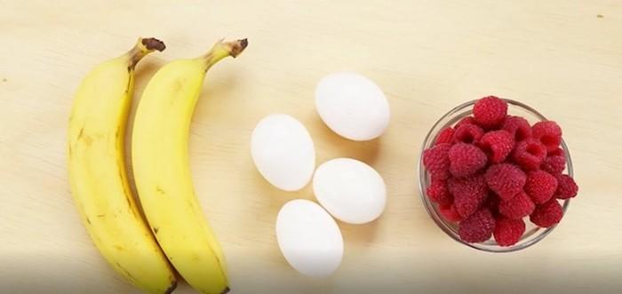Быстрый и полезный завтрак из 3 ингредиентов
