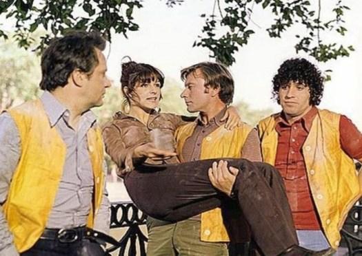 Как сложились судьбы актеров фильма «Невероятные приключения итальянцев в России» 45 лет спустя