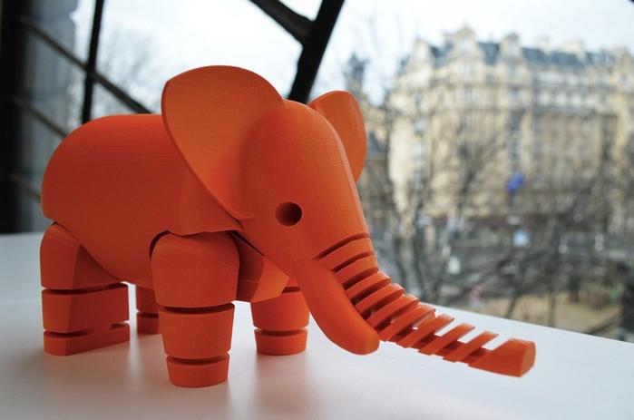 Самые интересные вещи, которые можно создать с помощью 3D принтера