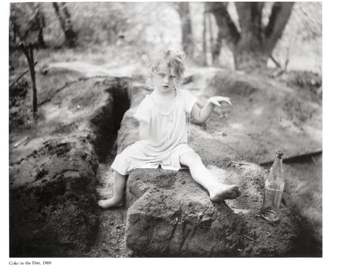 Салли Манн: самая знаменитая и неоднозначная фотограф Америки