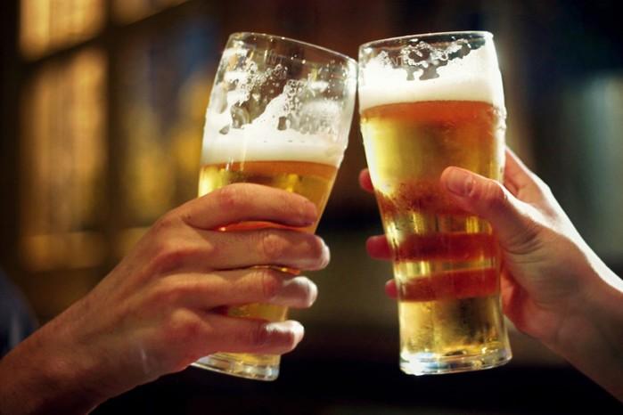 Сколько стоит кружка пива в крупных городах мира