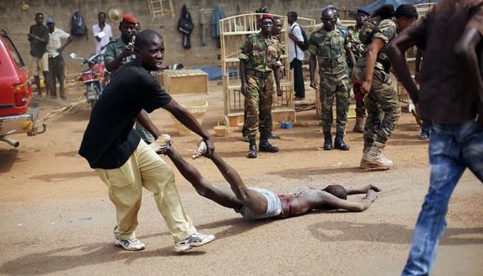 Геноцид в Руанде. Как Хуту резали Тутси