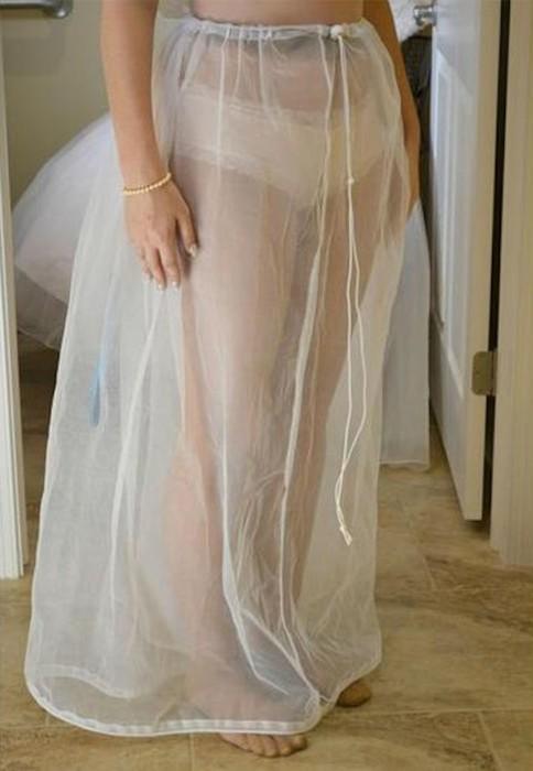 Новый аксессуар для свадебного платья уже оценили невесты всего мира