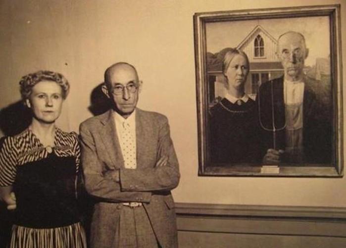 Невероятная подборка черно белых фото: чего давно нет