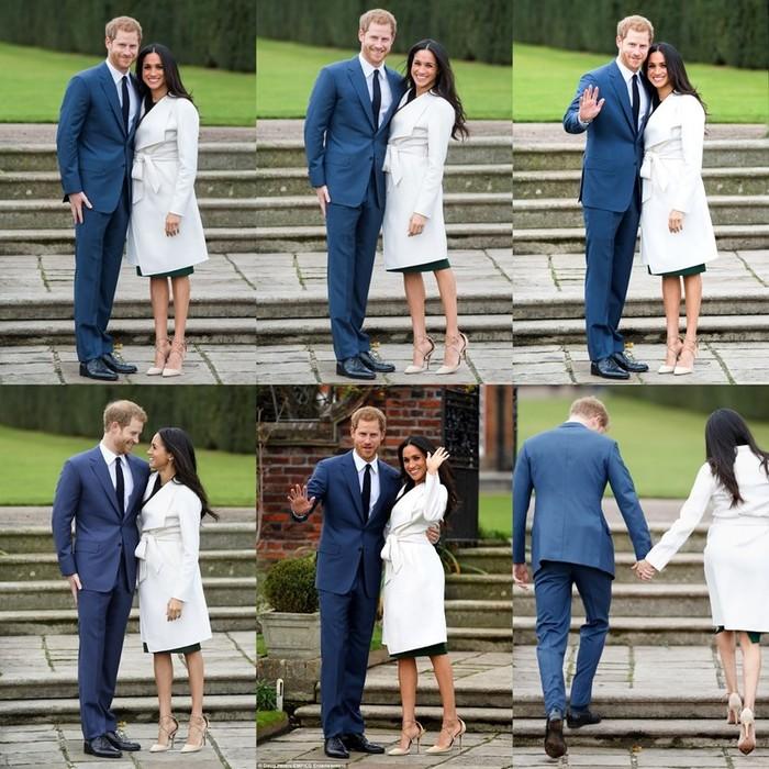 Почему Меган Маркл выбирает обувь большого размера: модные эксперты разгадали тайну герцогини