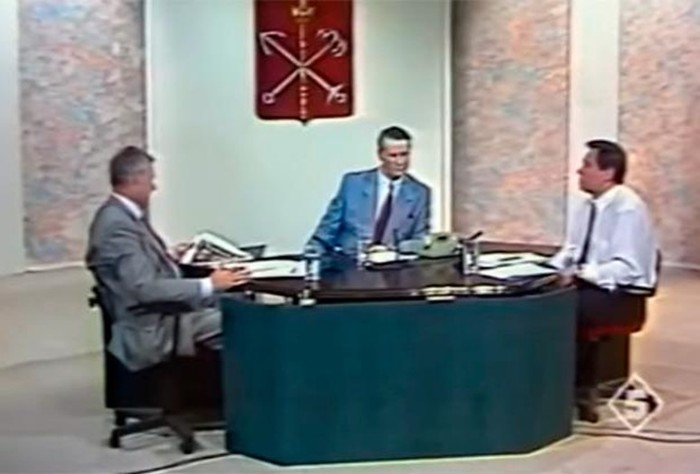 Ксения Собчак осудьбе своего отца, бандитском Петербурге ипрошлом Путина