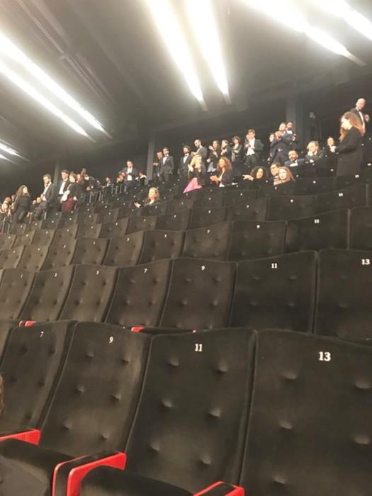 Зрители бежали спремьеры фильма Триера из за отвратительной ижестокой сцены