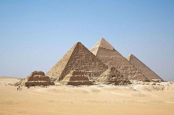 datând piramidele egiptului