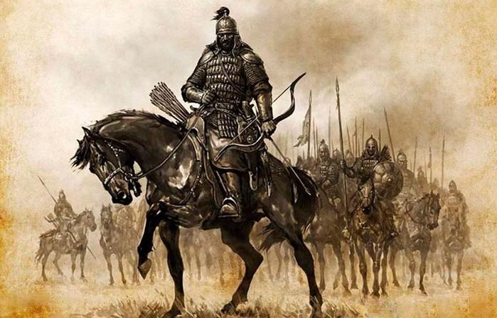 Сколько воинов было в «несметных полчищах» монголо татар?