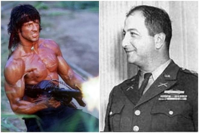 Прототип голливудского киногероя Рембо: американский полковник герой армянского происхождения