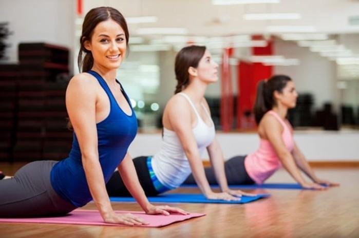 Разные виды йоги для здоровья