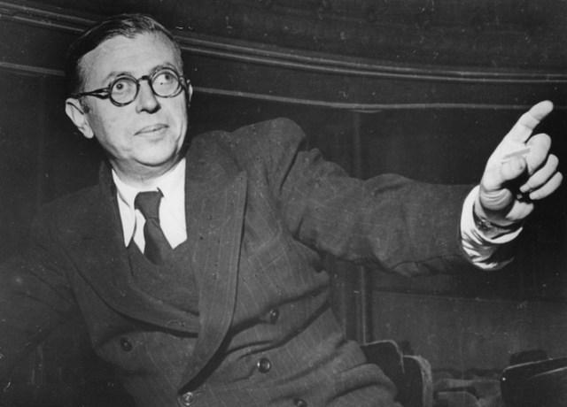 Несколько безумных историй из жизни известных экзистенциалистов