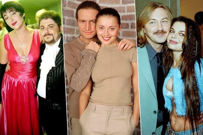 Легендарные звездные пары российской эстрады: чем закончились эти романы?