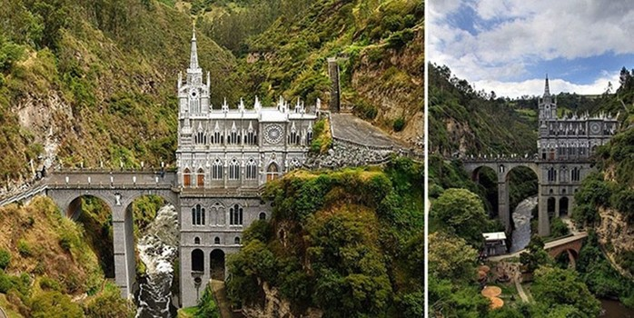 11 самых необычных церквей нашего мира
