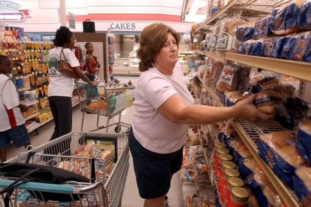 Диетологи советуют перед походом в магазин как следует выспаться