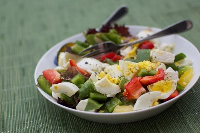 5 сочетаний продуктов, с которыми худеть легко и вкусно