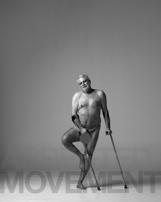 Обнаженные мужчины с неспортивными фигурами снялись в фотопроекте о бодипозитиве