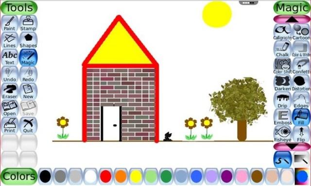 Tux Paint   бесплатная программа рисования для детей и взрослых