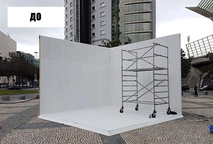 Топ 20 невероятно реалистичных граффити Серхио Одейта, которые повергнут вас в шок