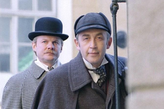 Похожи ли Василий Ливанов и Виталий Соломин на Холмса и Ватсона?