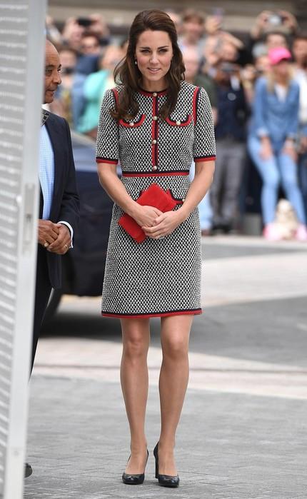 Как выбирает платья Кейт Миддлтон