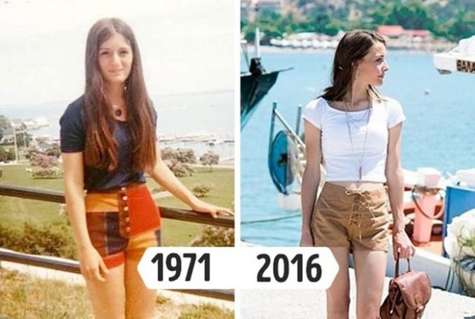 Цикличная мода: 10 актуальных вещей из маминого гардероба