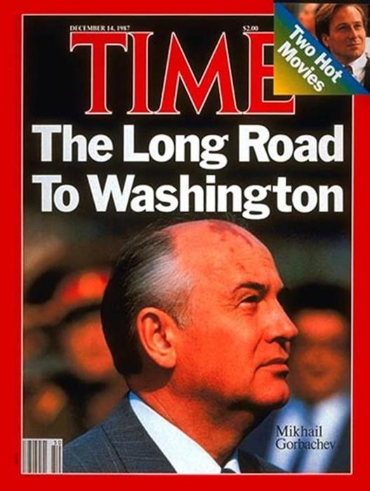 От Сталина до Путина: 7 российских правителей на обложке журнала Time
