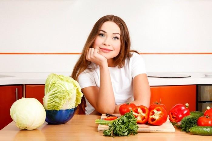 Восемь суперпродуктов, чтобы убрать жир с живота