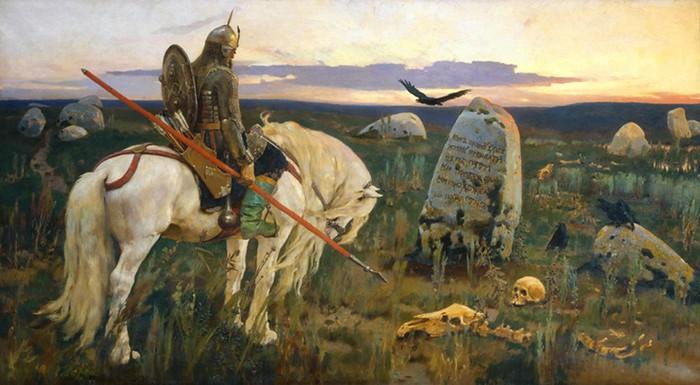 Самые известные картины российских художников