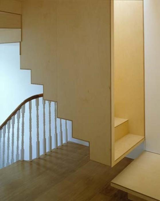 Идеи красивых и необычных лестниц: креатив под носом