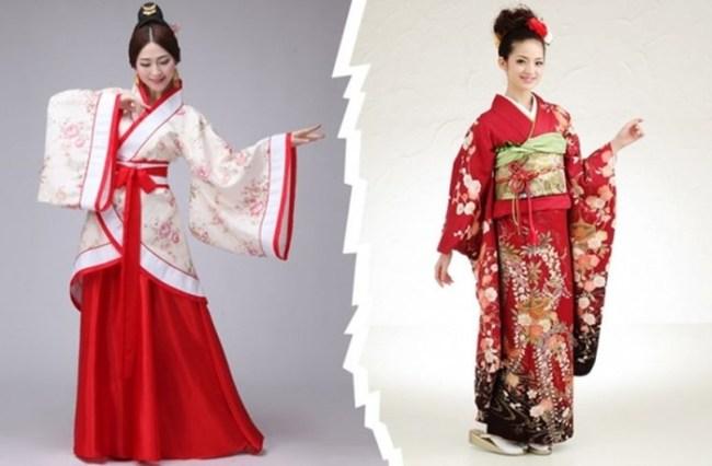 И не путайте! 10 важных различий между Японией и Китаем