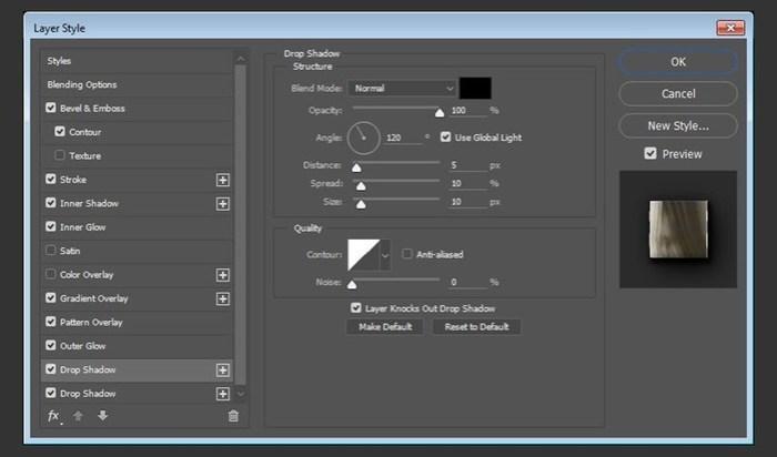 Создаем реалистичный хромовый текст в Adobe Photoshop