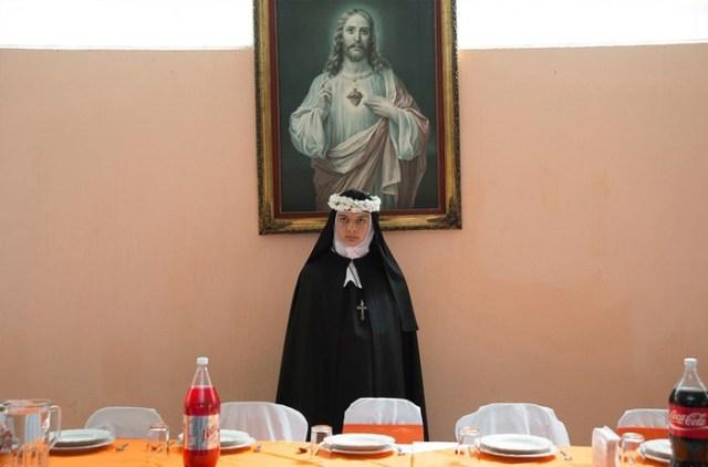 Тайная жизнь монахинь. Физические упражнения и веселье