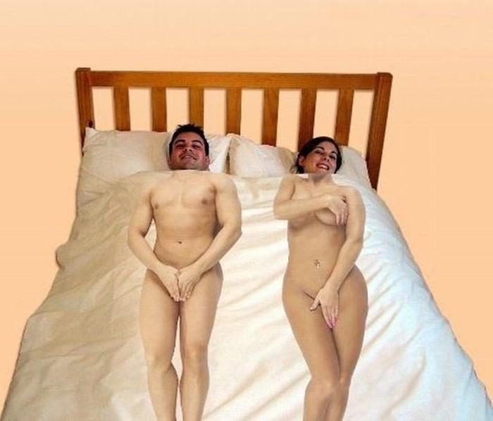 Постельные оборотни! 20 креативных сексуальных пододеяльников