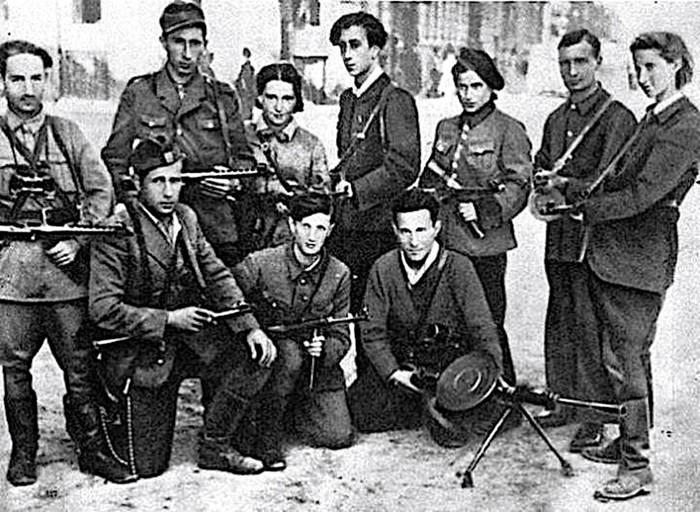 Еврейский партизанский отряд братьев Бельских. Героическая история, как евреи воевали против нацистов