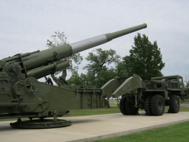 Ядерная артиллерия способна уничтожить всё живое на десятки километров вокруг