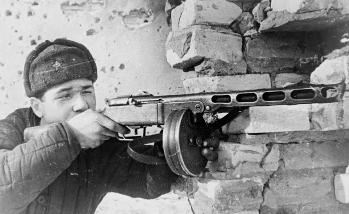 Легендарные автоматы Великой Отечественной войны