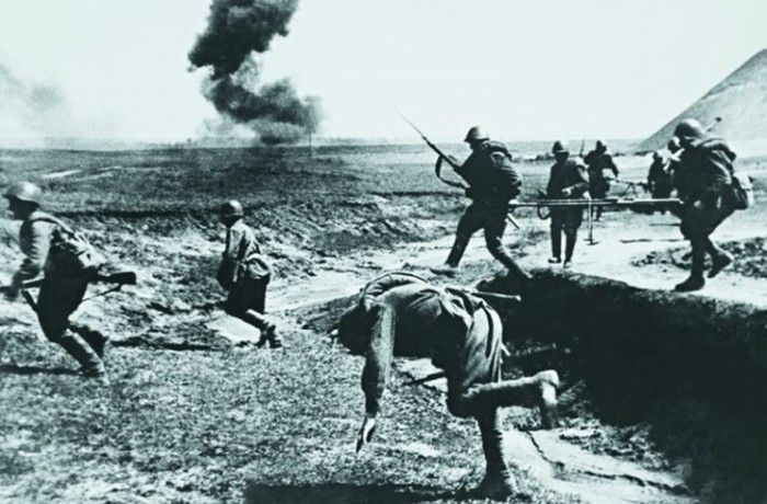 Штрафные батальоны Великой Отечественной войны