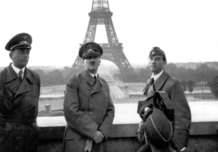 Почему Гитлер так легко покорил сильную Францию