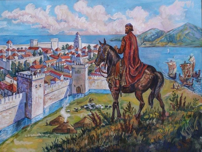Великая Болгария: государство, которое было на месте Киевской Руси