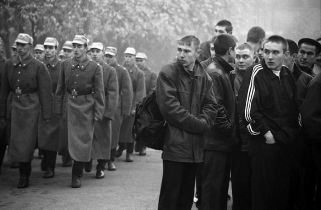 Кого в Советском Союзе не призывали в армию?